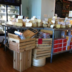 Photo taken at St. James Cheese Company by Sho B. on 2/15/2013