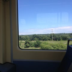 Photo taken at Fort Snelling LRT Station by Dana C. on 7/24/2013