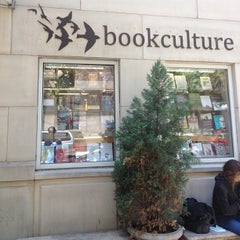 Photo taken at Book Culture by elneco on 6/29/2013
