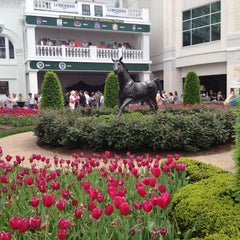 Photo taken at Churchill Downs by Dave  on 5/2/2013