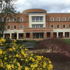 Photo taken at Wake Forest School of Law by Lisa S. on 4/13/2015