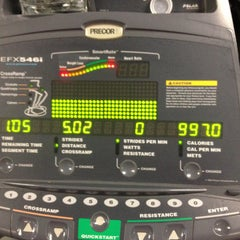 Photo taken at 24 Hour Fitness by Robert D. on 5/27/2013