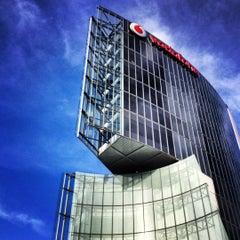 Photo taken at Vodafone Village by Stella on 12/6/2012