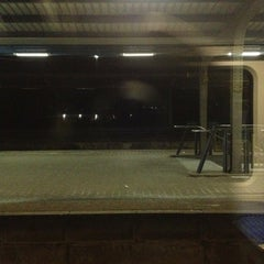 Photo taken at Neunkirchen (Saar) Hauptbahnhof by Michael H. on 3/13/2013