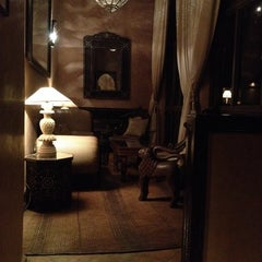 Photo taken at Riad Noir d'Ivoire by Peter K. on 4/3/2014