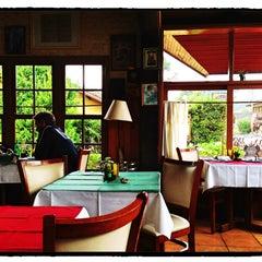 Photo taken at Restaurante Pucci by Luiz Rodolfo on 3/18/2013