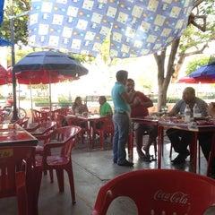 Photo taken at Mercado de Santa Ana by Desiderio C. on 2/25/2013