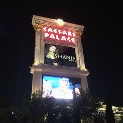 Photo taken at Caesars Palace Hotel & Casino by Nadya on 5/23/2013