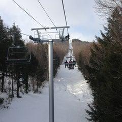 Photo taken at Sunday River Ski Resort by Emily G. on 1/5/2013