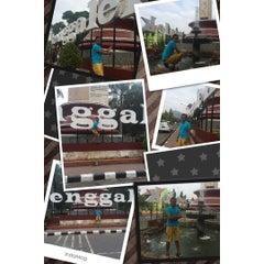 Photo taken at Alun-Alun Trenggalek by Agung P. on 7/19/2015