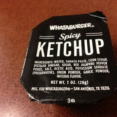 Photo taken at Whataburger by Miguel E. on 7/10/2013