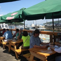 Photo taken at Fish House Grill by Laura G. on 6/24/2013