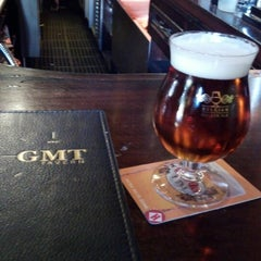 Photo taken at GMT Tavern by Peter H. on 9/15/2012