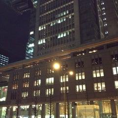 Photo taken at 丸の内ビルディング (丸ビル) / Marunouchi Building by yasuyoshi k. on 3/12/2013