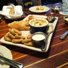 Photo taken at Pappas Seafood House by Audrey J. on 12/26/2012