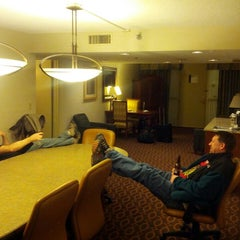 Photo taken at Embassy Suites by Hilton Nashville Airport by Kyle K. on 3/14/2013
