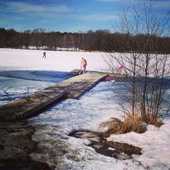Photo taken at Hellasgården by Virginia Y. on 3/30/2013