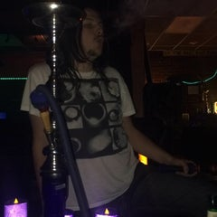 Photo taken at Cloud 9 Hookah Lounge by Lee C. on 3/27/2014