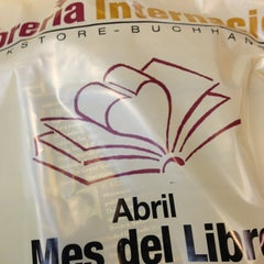 Photo taken at Libreria Internacional Plaza Mayor by Marcelo A. on 6/29/2013