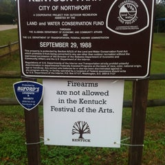 Photo taken at Kentuck Festival Of The Arts by Leigh S. on 10/19/2013