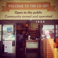 Photo taken at Co-Opportunity by Kristen C. on 10/22/2014