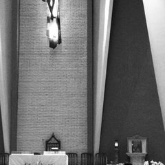 Photo taken at Chapel of St. Benedict by Roderick G. on 3/31/2013