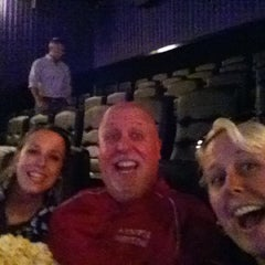 Photo taken at Cinemark Tinseltown 14 - Newgate by Margaret I. on 11/4/2012
