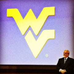 Photo taken at WVU Mountainlair by Tacy J. on 2/18/2013