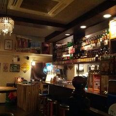 Photo taken at 麦酒本舗 by migu on 2/1/2013