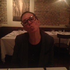 Photo taken at Osteria del Sognatore by amina d. on 2/1/2013