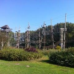 Photo taken at Outdoorpark Hoornse Vaart by Jenny G. on 9/17/2014