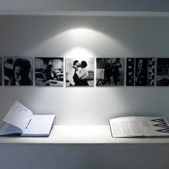 Photo taken at Casa d'Arte Futurista Fortunato Depero by Viaggiatori on 5/19/2013