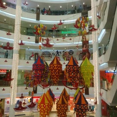 Photo taken at Park Square Mall by Ajit P. on 11/16/2014
