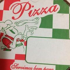 Photo taken at Pizzaria Brasil by Junio on 11/4/2012