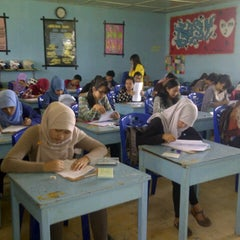Photo taken at SMAN 2 Mandau by Ghaida M. on 1/18/2013