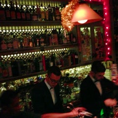 Photo taken at The Gin Joint by Dimitris K. on 1/19/2013