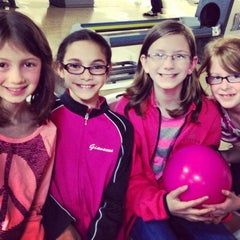 Photo taken at ABC North Lanes by MrsBar1 on 4/27/2013