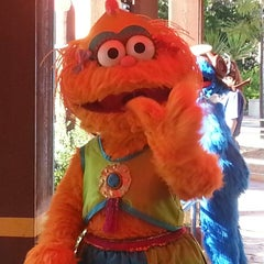 Photo taken at Sesame Street Safari Of Fun by Clinton™ on 3/5/2013