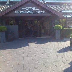 Photo taken at Van der Valk Hotel Akersloot by Theo L. on 10/3/2013