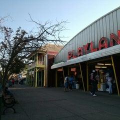 Photo taken at Sylvan Beach Amusement Park by Frank C. on 6/1/2013