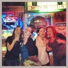 Photo taken at McDonough's Restaurant & Lounge by Jody F. on 2/14/2013