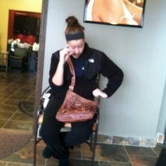 Photo taken at Ovations Salon & Spa by Jodi J. on 11/3/2012