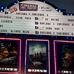 Photo taken at Cinemas Del Country by Julio S. on 5/30/2013