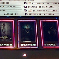 Photo taken at Cinemas Del Country by Julio S. on 6/15/2013