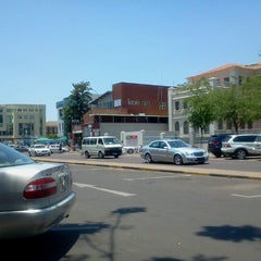 Photo taken at Main Mall by Tebatso S. on 1/26/2013