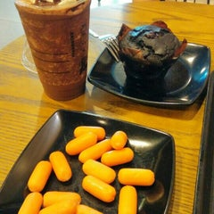 Photo taken at Starbucks by peggy k. on 7/11/2015