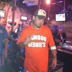 Photo taken at Bamboo Bernie's by Leslie G. on 10/10/2012