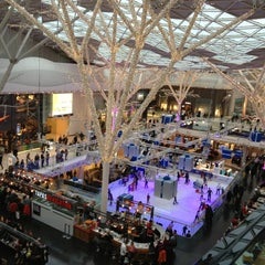 Photo taken at Westfield London by ALi ツ. on 12/31/2012
