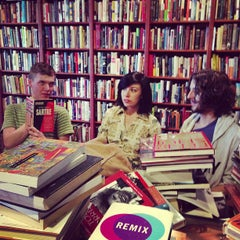 Photo taken at Uncharted Books by Justin B. on 9/30/2012