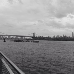 Photo taken at Williamsburg Waterfront by Bcnlovesny on 6/17/2013